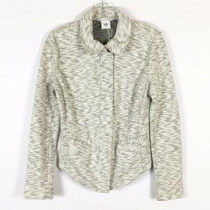 Cabi Gray White Marled Neo Jacket #5102